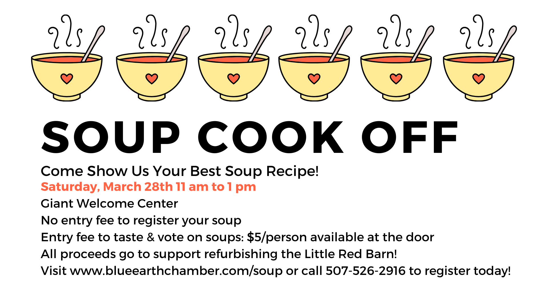 Soup cook off 2